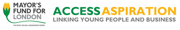 Mayor's Fund for London Access Aspiration Logo