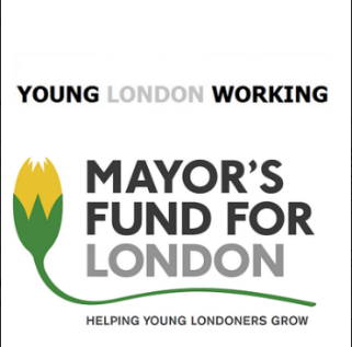 Mayor's Fund for London Young London Working Logo
